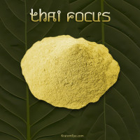 Thai Focus, Stimulating Kratom Aromas