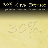 Kava Extract - 30% Kavalectones - Super Concentrated - Piper Methysticum - Instant Kava - Kratom Alternatives