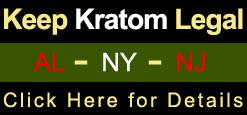 Keep Kratom Legal - Click For Details!