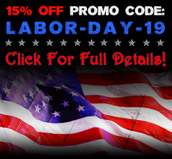 15% OFF LABOR DAY PROMOTION