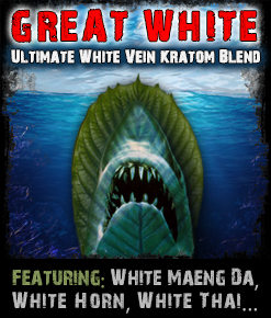 GREAT White: The Ultimate White Vein Kratom Blend
