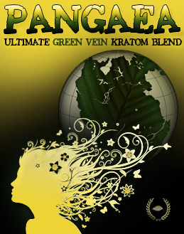 PANGAEA: ULTIMATE GREEN VEIN KRATOM BLEND