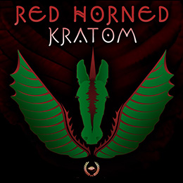 Red Horned Kratom - Maeng Da - Thai Grade!