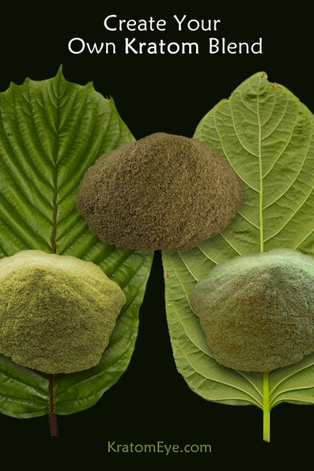 Create Your Own Kratom Blend