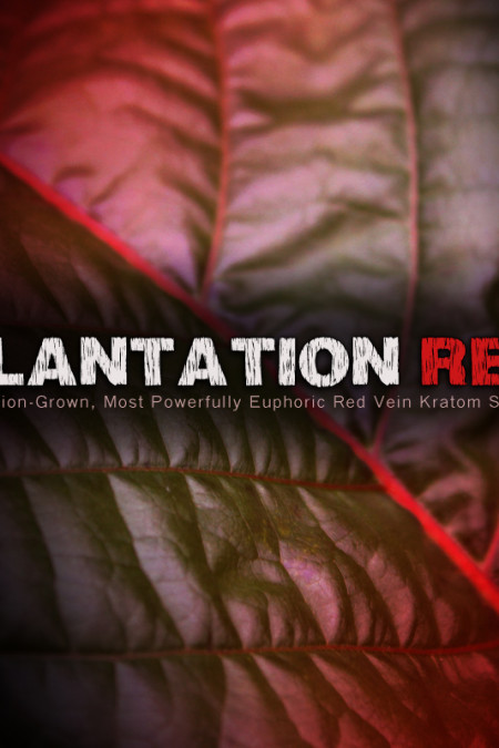 plantation red vein euphoric & relaxing kratom