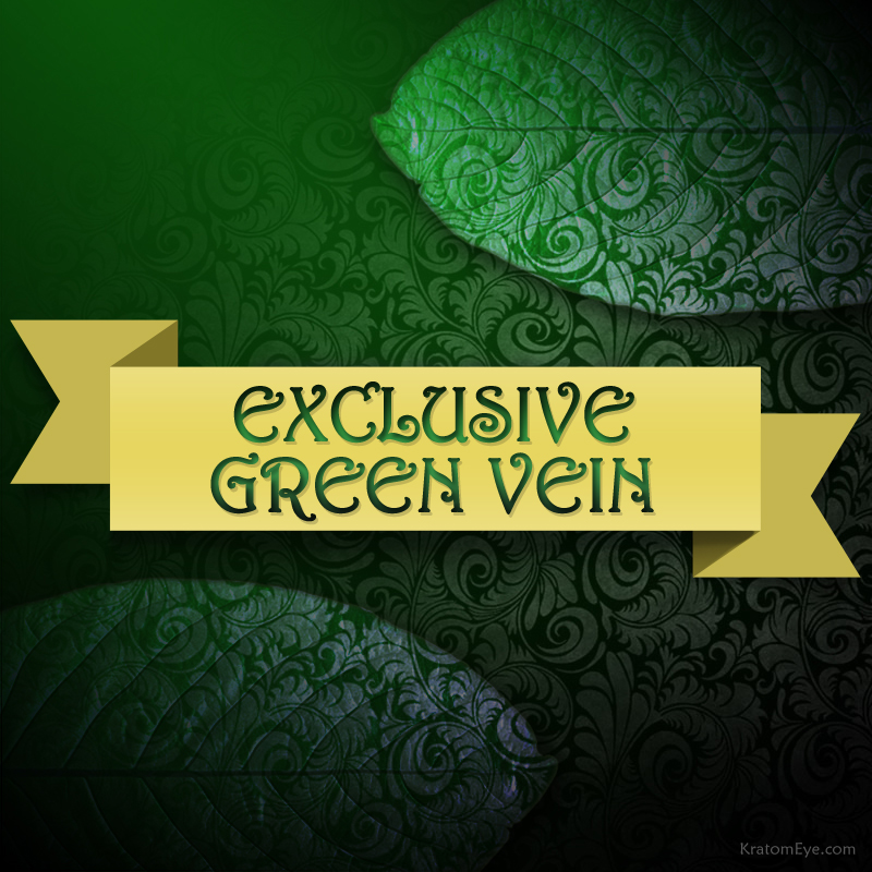 Exclusive Green Vein Borneo
