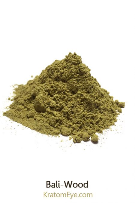 Bali Wood kratom red white vein blend