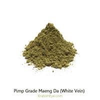 Maeng Da Pimp Grade kratom strongest best white vein strain