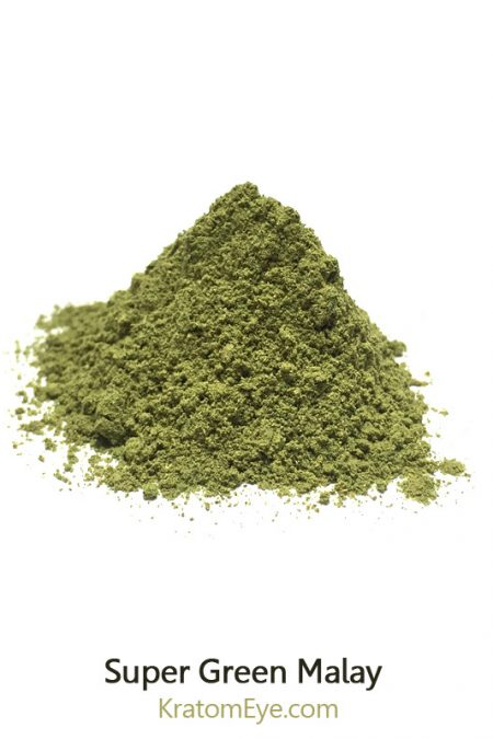 Super Green Malay best malaysian kratom long lasting euphoria chill