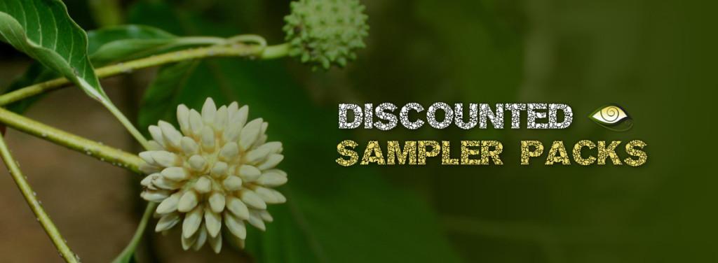 Discounted Kratom Samplers, Discount Prices, Samples