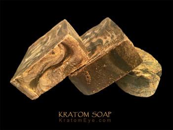 kratom soap exfoliating mitragyna speciosa antibacterial wash