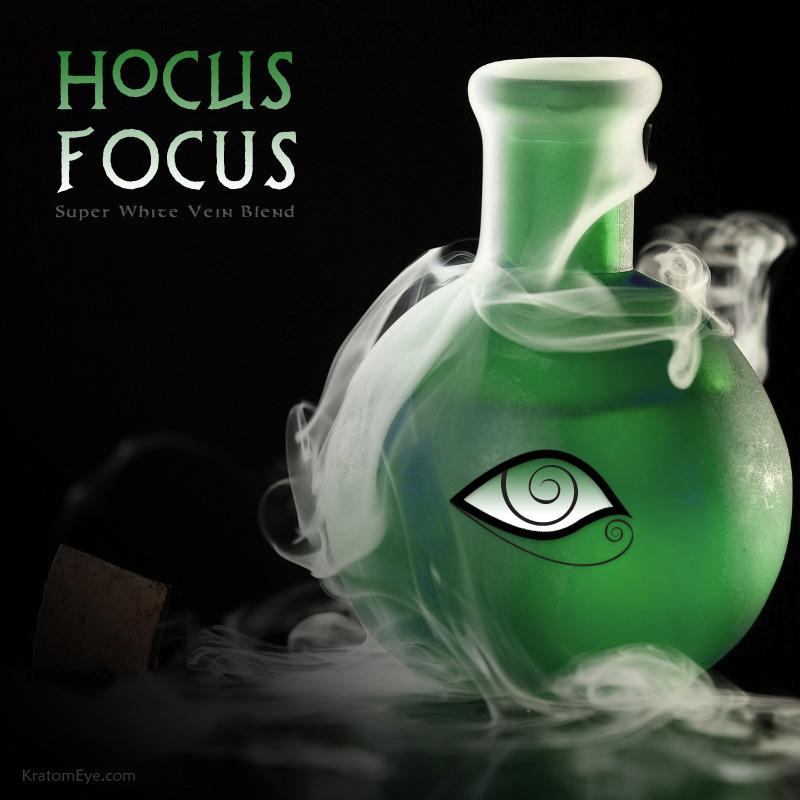 Hocus Focus (Super White Blend)