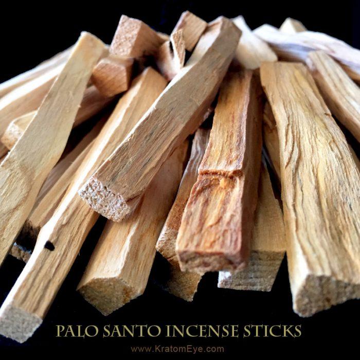 palo santo wood incense bursera graveolens