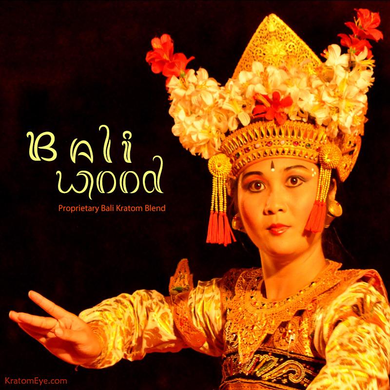 Bali-Wood (Best of Bali Blend)