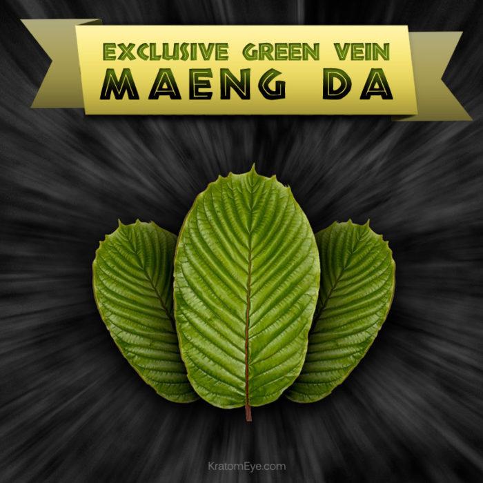 exclusive green vein maeng da kratom best quality