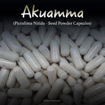 Akuamma (Picralima Nitida) Seed Powder Kratom Alternatives