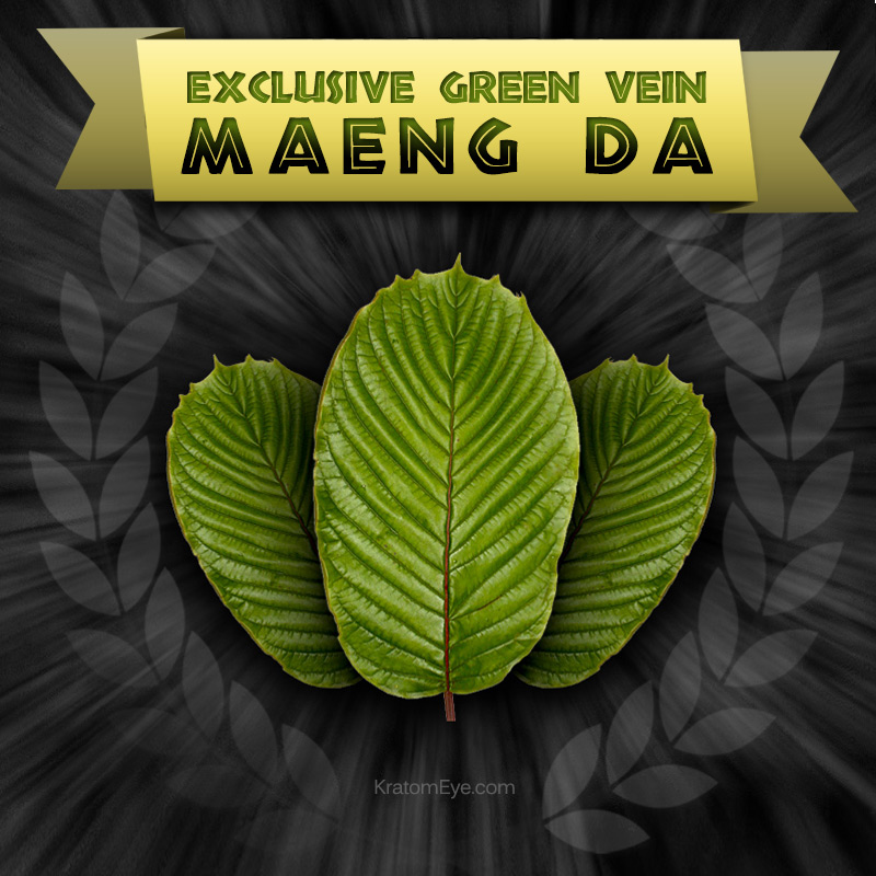 Exclusive Green Vein Maeng Da