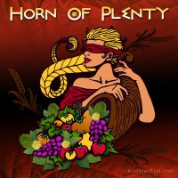Horn of Plenty (Horned & Maeng Da Kratom Blend)