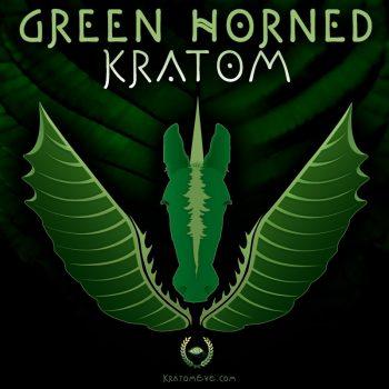 Green Horned Kratom - Highest Thai Maeng Da Grade!