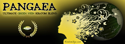 PANGAEA ~ ULTIMATE GREEN VEIN KRATOM BLEND