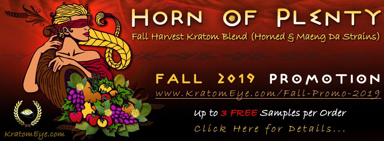 Up to 3 FREE Kratom Samples!