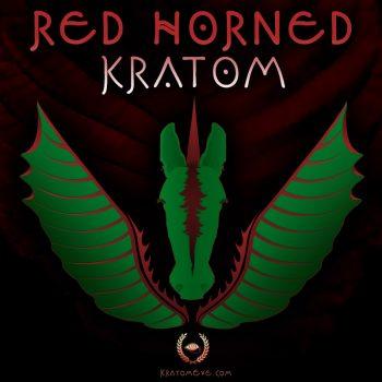 Red Horned Kratom - Highest Thai Maeng Da Grade!