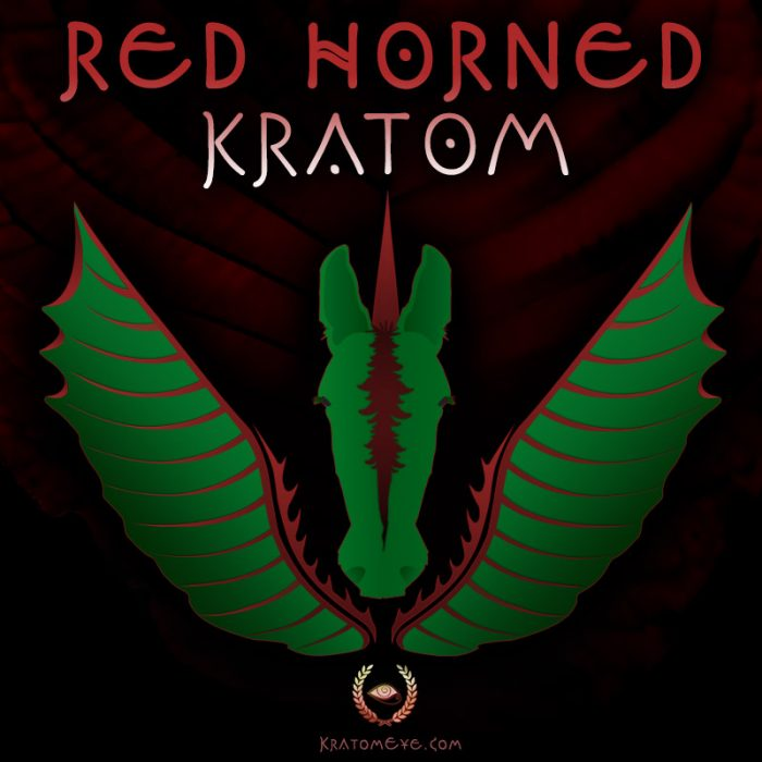 Red Horned Kratom - Highest Thai Maeng Da Grade!