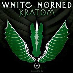 White Horned Kratom - Highest Thai Maeng Da Grade!