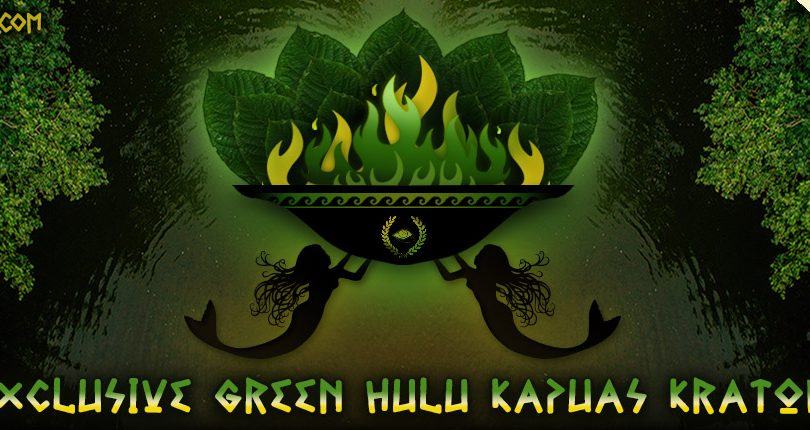 Exclusive Green Vein Hulu Kapuas Kratom