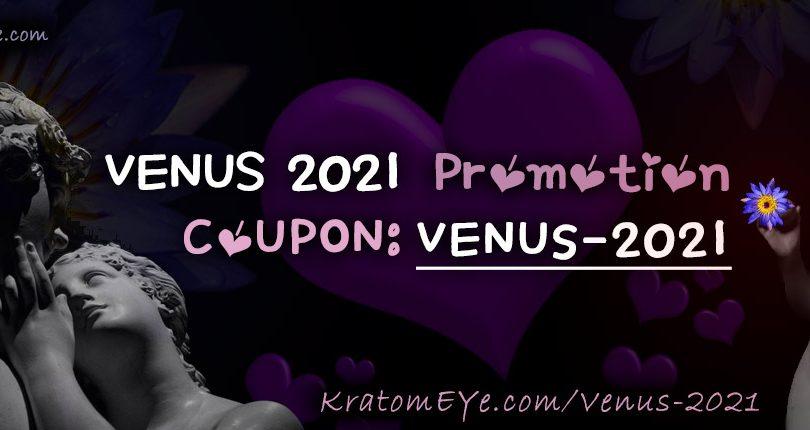 Venus-2021: Valentine's Week Promotion Coupon