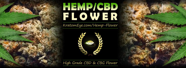 CBD Hemp Flower - Sativa, Indica & Hybrid Strains